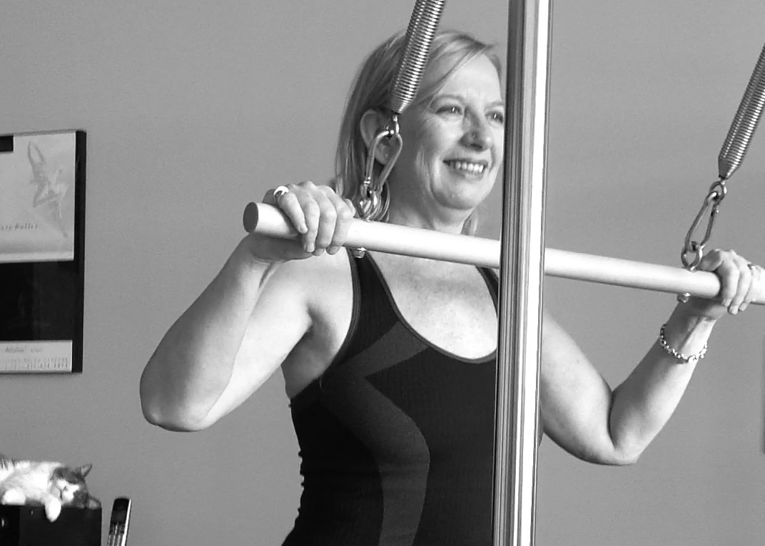 Amrita Pilates client_jb